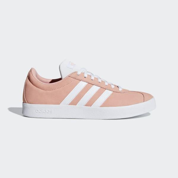 adidas court mujer rosa