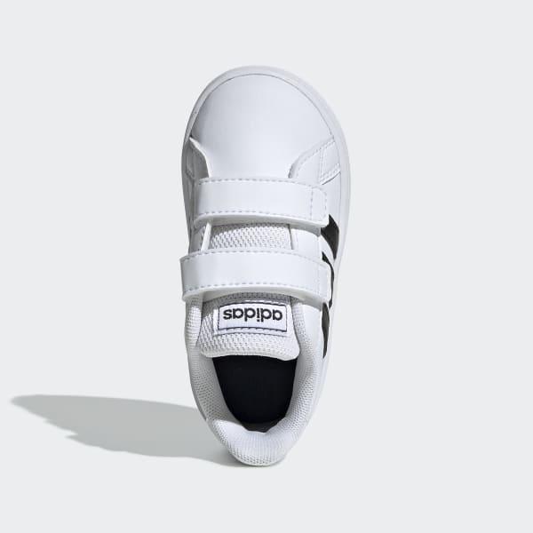 adidas court neonato
