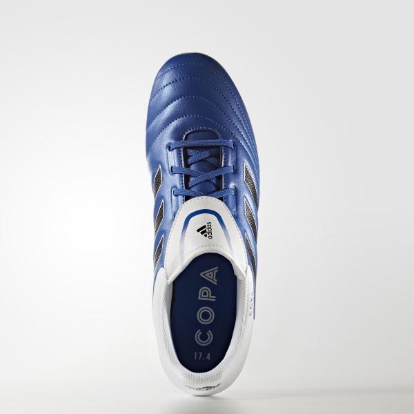 Zapatillas de Fútbol Copa 17.4 Terreno Flexible - Azul adidas ... 86af433ddbb6d