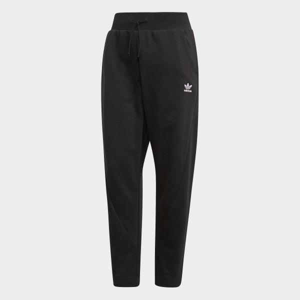 47381ef0b858 adidas Tepláky X - čierna