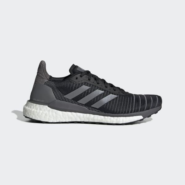 vena Escrutinio Meloso  adidas Solar Glide 19 Shoes - Black | adidas US