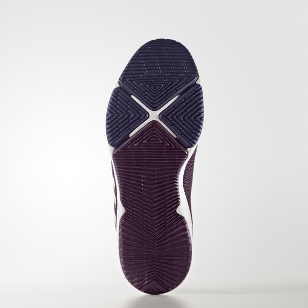 adidas Arianna Cloudfoam Shoes - Red  73b246b5b