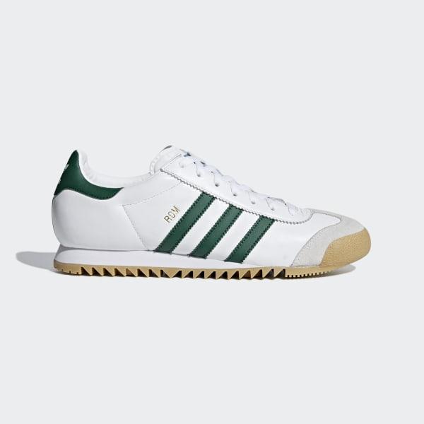 adidas Rom Shoes White | adidas UK
