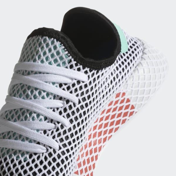 best service b8006 47214 adidas Deerupt Runner Shoes - Black  adidas US