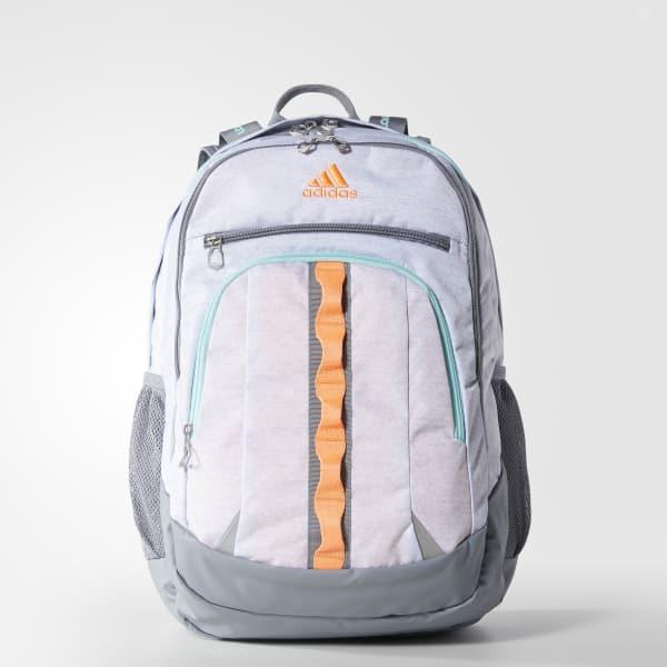 adidas Prime III Backpack - Grey  4a8a5e46eee03