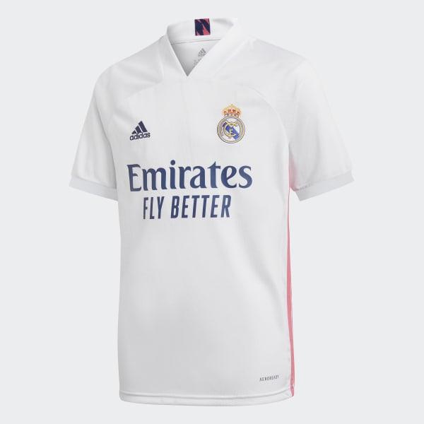 Maglia Home 20/21 Real Madrid