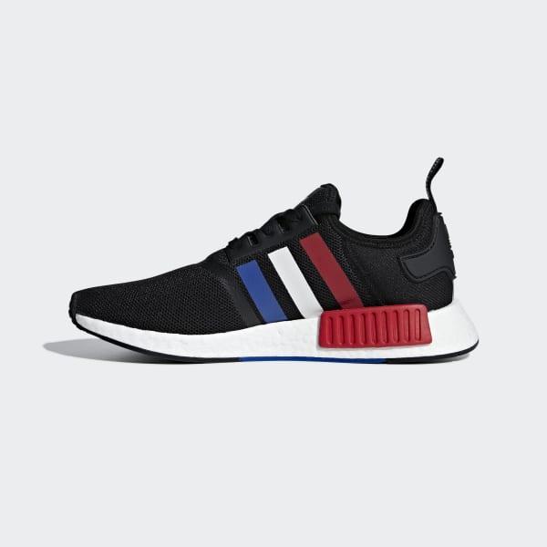 adidas NMD_R1 Shoes - Black   adidas