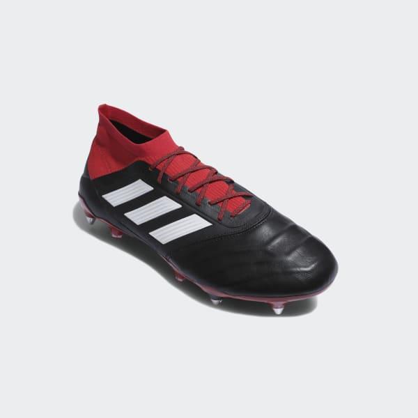 Футбольные бутсы PREDATOR 18.1 SG Leather