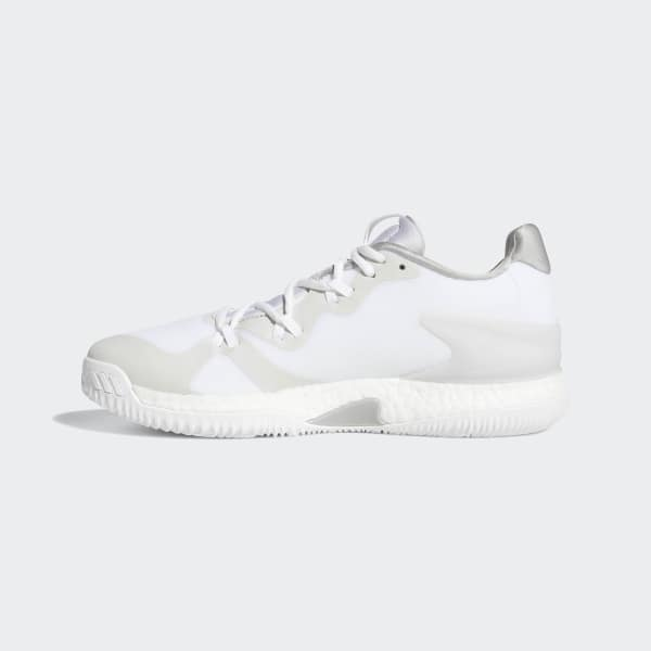 adidas crazylight boost 2018 blanche