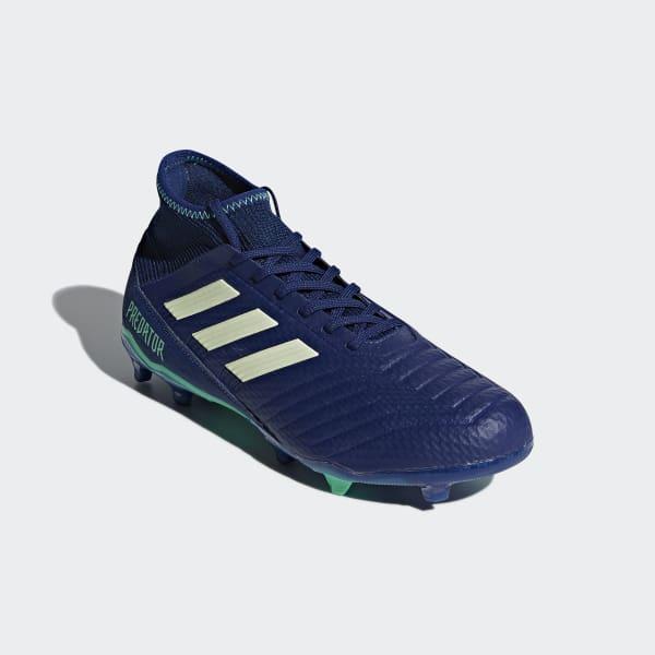 e0ec777a adidas Predator 18.3 Firm Ground fotballsko - Blå | adidas Norway