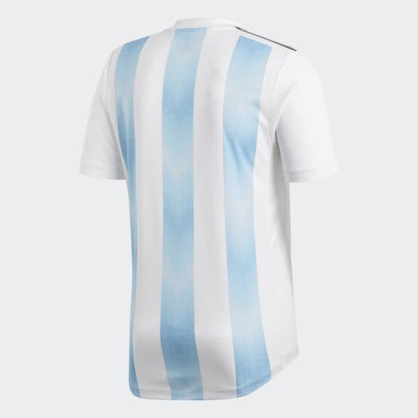 newest 92694 ed1e6 adidas Argentina Home Authentic Jersey - White | adidas US
