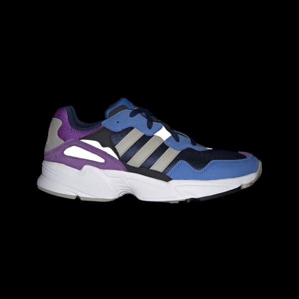 Chaussures adidas Young 96 DB2606 ConavySesameTrublu