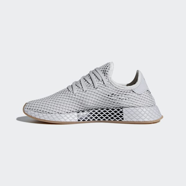 best service 222c2 2115f adidas Deerupt Runner Shoes - Grey  adidas Canada