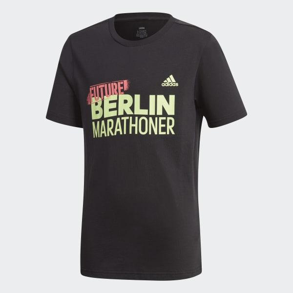 adidas Berlin Marathon Logo T Shirt Grau | adidas Austria