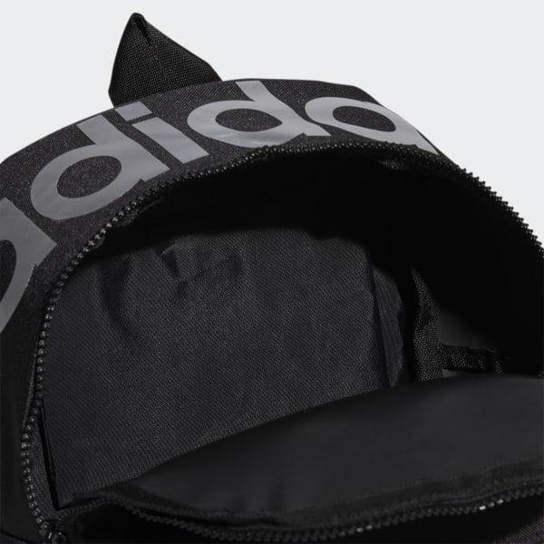 Mochila Classic Pequena Metalizada Negro Adidas Adidas Peru