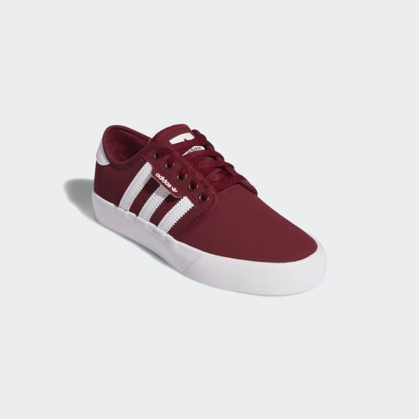 adidas Seeley Shoes - Burgundy | adidas US