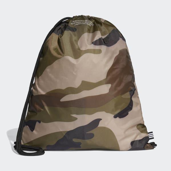 Camouflage Gym Sack