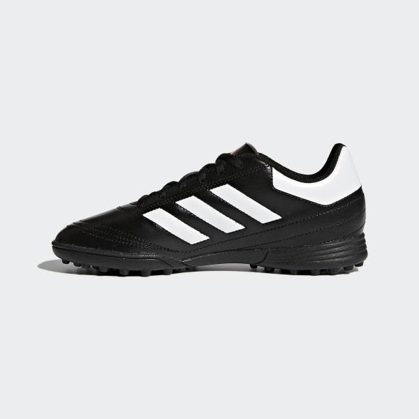Zapatillas de fútbol para césped artificial Goletto 6 - Negro adidas ... 014203a6c639d
