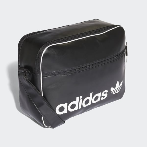 f8d9e2bd7 Bolso Airliner Vintage - Negro adidas | adidas Chile