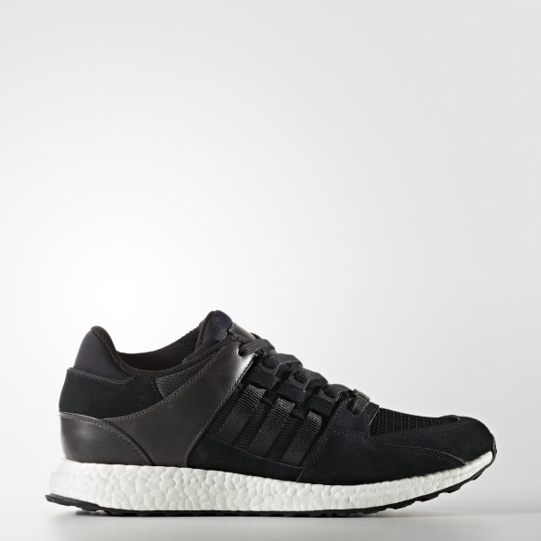 newest 671ec 7bf50 Mens EQT Support Ultra Shoes Core BlackFootwear White BA7475