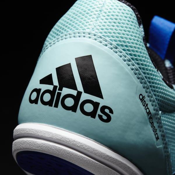on sale 52f5f 8a913 Zapatillas de Atletismo distancestar - Azul adidas  adidas C
