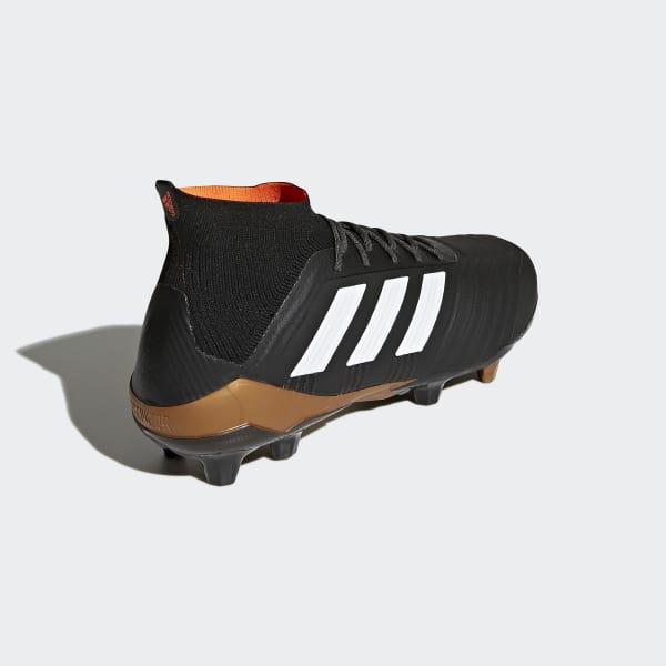 adidas Calzado Predator 18.1 Terreno Firme - Negro  a74b8b721f1fa