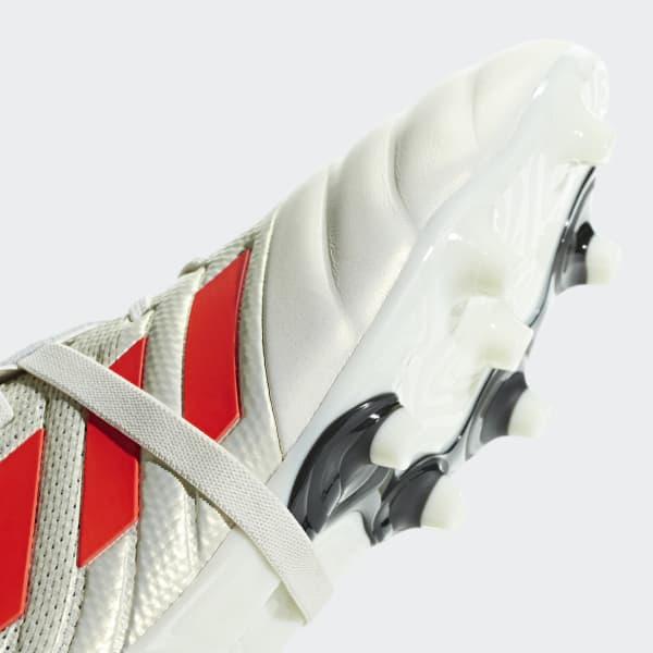 Bota de fútbol Copa Gloro 19.2 césped natural seco - Blanco adidas ... 1aa8803cfa8ea