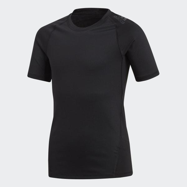 adidas Alphaskin Sport t skjorte Svart | adidas Norway