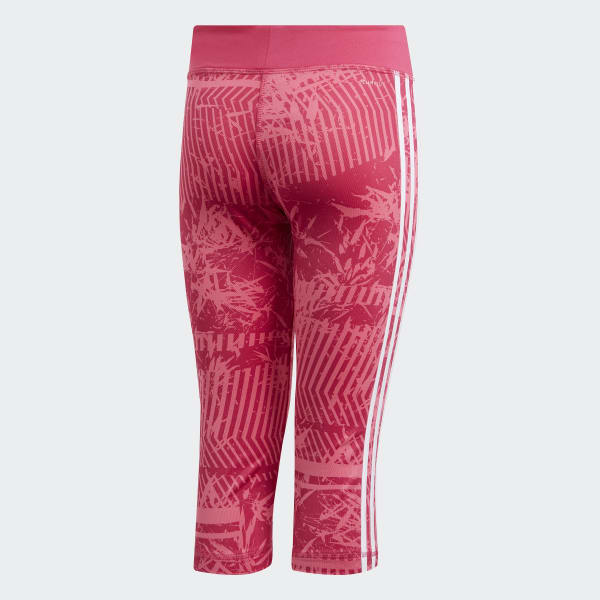 Calça Legging Equipment 3 Stripes 3-4