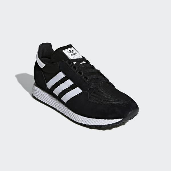 21b470b55be adidas Sapatos Forest Grove - Preto