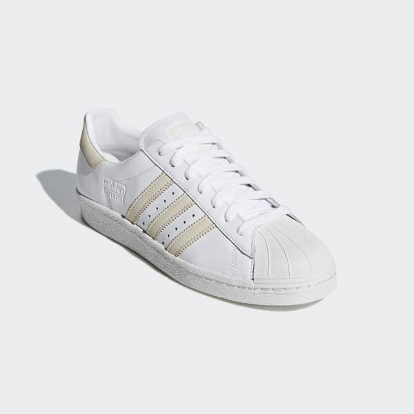 231c19826b023 Zapatillas Superstar 80s - Blanco adidas