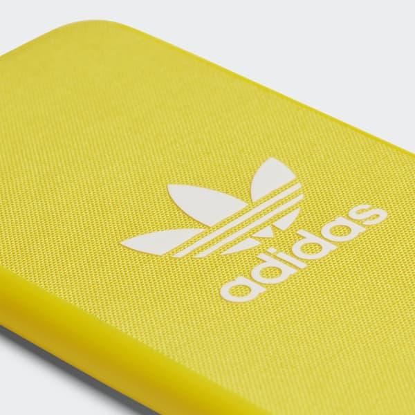 adidas Adicolor Snap Case iPhone X Gul | adidas Sweden