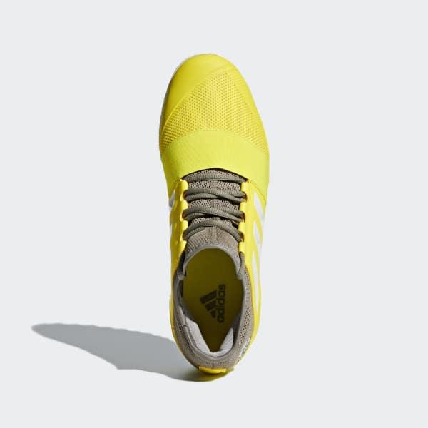 Adidas Lux 1.9S Shock Yellow Cargo