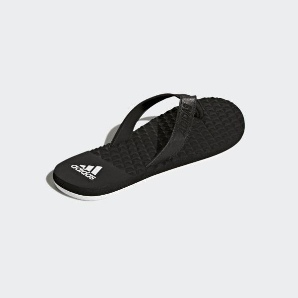 441fd11e5c1b62 adidas Eezay Soft Thong Sandals - Black