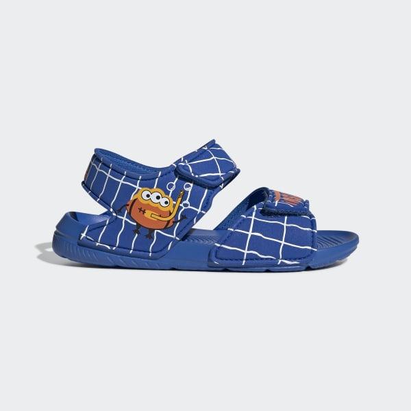 the latest 276b6 6e31e adidas AltaSwim Sandale - Blau | adidas Switzerland
