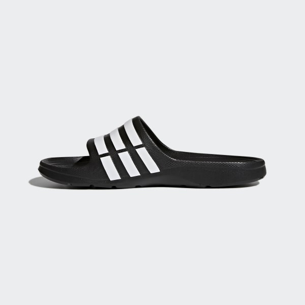 d0f6249db1db adidas Duramo Slides - Black