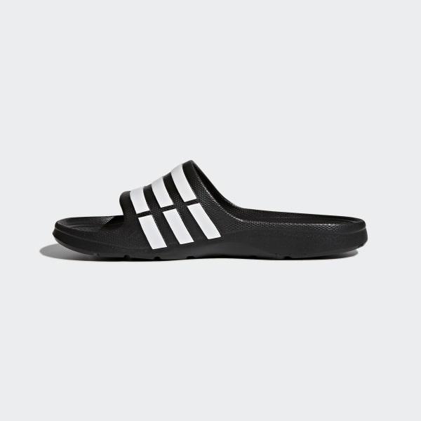 adidas Duramo Slides Svart | adidas Sweden
