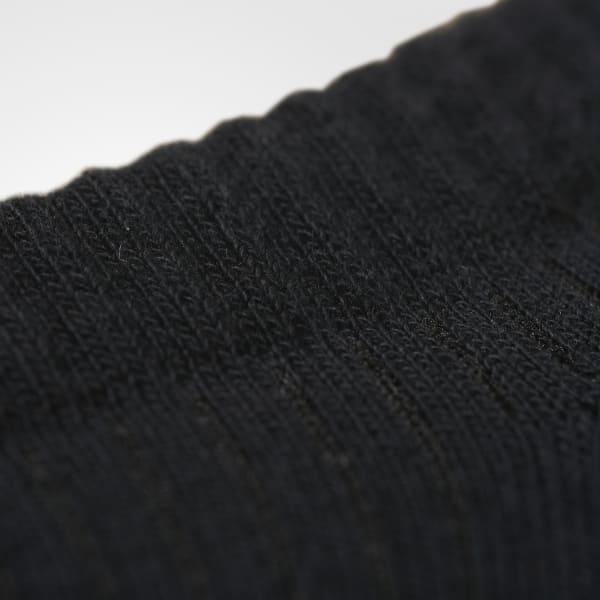 3-Stripes No-Show Socks 3 Pairs
