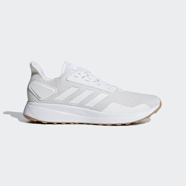 adidas Duramo 9 Shoes - White   adidas