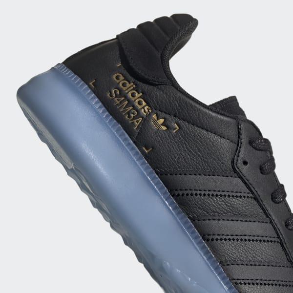 purchase cheap b6234 01346 adidas Samba RM Shoes - Black   adidas UK