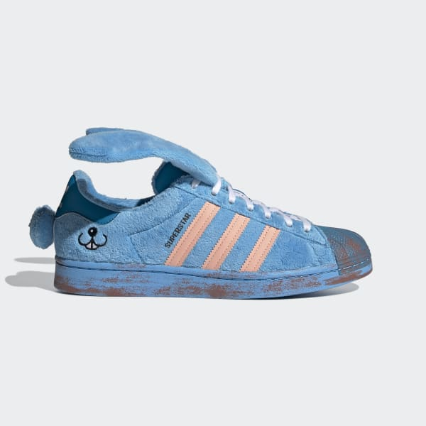 Solicitante Derrotado zona  adidas Superstar Shoes - Blue | adidas Thailand