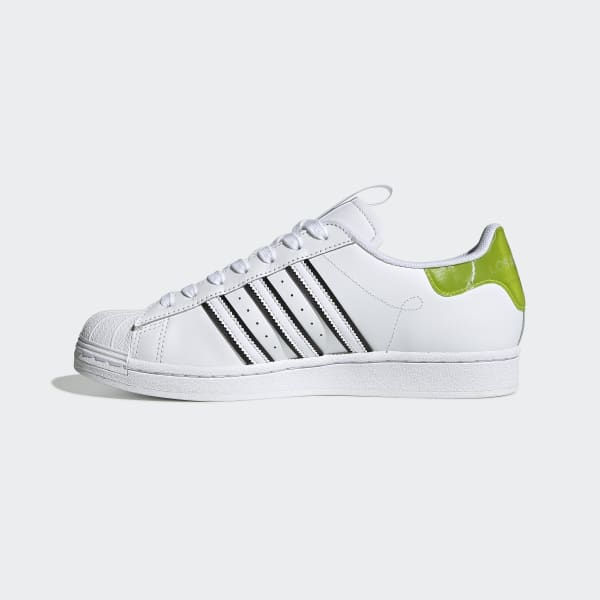 Adidas Superstar II White Black Review