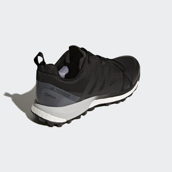 adidas Obuv TERREX Agravic GTX - čierna  1b920fe9700