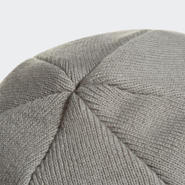 adidas Gorro Trifolio - Gris  bee0952af05