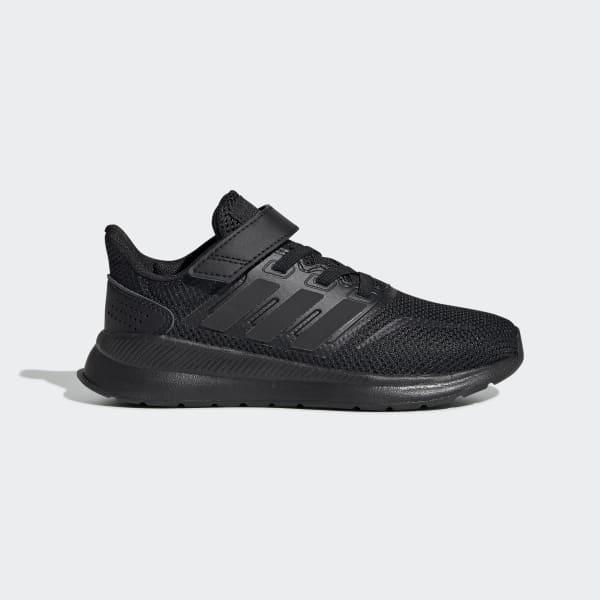 adidas Run Falcon Shoes - Black | adidas US