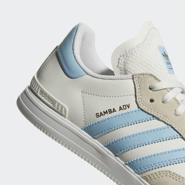 pretty nice a3b87 6eafa adidas Samba ADV Shoes - White   adidas US