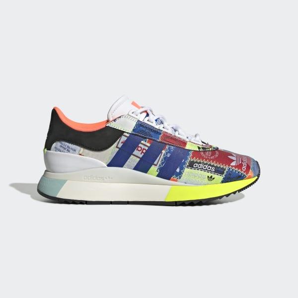Adidas Schnelle, Braune, Weiße Und Mehrfarbige Schuhe Damen