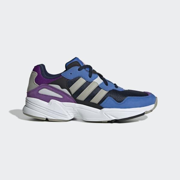 futuro creciendo voluntario  adidas Yung-96 Shoes - Blue | adidas New Zealand