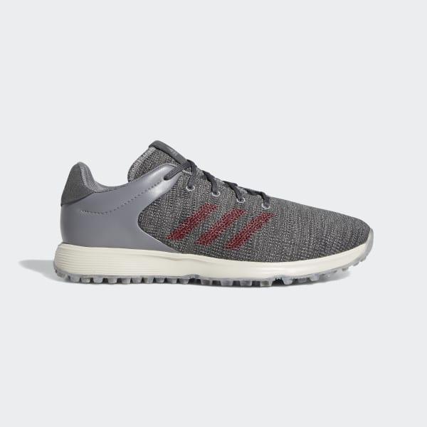 adidas S2G Golf Shoes - Grey   adidas
