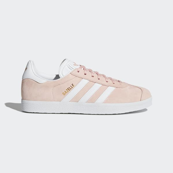 new arrival ac221 81617 adidas Gazelle Shoes - Pink  adidas UK
